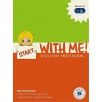 Start Whit Me! English Notebook