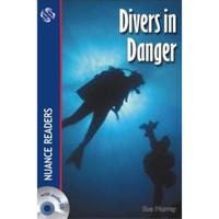 Divers in Danger +CD (Nuance Readers Level–1)