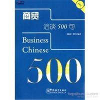 Business Chinese 500 +Mp3 Cd (İş Çincesi)-Liu Yanhui