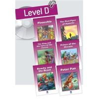 Çocuklar İçin İngilizce Okuma Seti 4 (6 Kitap + 6 Cd)
