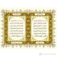 Gül Kokulu Diyanet Onaylı - Orta Boy Kur'an-ı Kerim