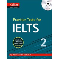 Collins Practice Tests For Ielts 2 (+Mp3 Cd)