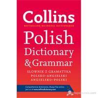 Collins Polish Dictionary And Grammar-Kolektif
