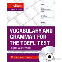 Collins Vocabulary and Grammar for the TOEFL Test +CD