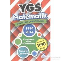 Örnek Akademi YGS Matematik Son 22 Yılın Çıkmış Soruları
