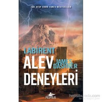 Labirent: Alev Deneyleri - James Dashner
