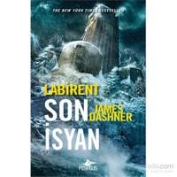Labirent: Son İsyan - James Dashner