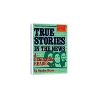 Longman Yayınları True Stories In The News A Beginnig Reader