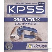 Güvender KPSS 2014 Ortaöğretim Ön Lisans Genel Yetenek Soru Bankası Seti