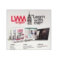 Nakkaş Lwm Komple İngilizce Öğrenim Seti 3 Kitap + 9 Dvd + 1 Mp3 Cd