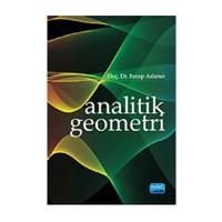 Analitik Geometri (Recep Aslaner) - Recep Aslaner