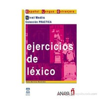 Ejercicios de léxico - Nivel Medio (İspanyolca kelime bilgisi – orta seviye)