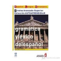 Gramática y léxico del español - Niveles Avanzado-Superior (İspanyolca dilbilgisi ve kelime – ileri
