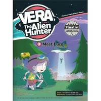 Meet Luca (Vera The Alien Hunter 1)