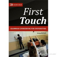 First Touch (Grammar Coursebook For Universities)