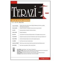 Terazi Aylık Hukuk Dergisi Yıl: 4 Sayı: 40 Aralık 2009