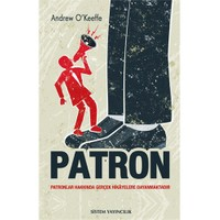 Patron-Andrew O'Keeffe