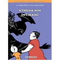 Athena'Nın İntikamı - (Geniş Omuzlu Platon'Un Maceraları 6)-Massimo Bacchini