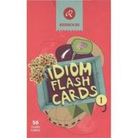 Redhouse Idiom Flash Cards 1 (İngilizce Deyim Kartları 1)