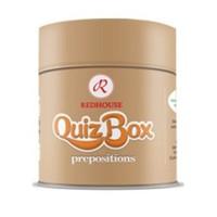 Redhouse Quiz Box Preposition (İngilizce Boşluk Doldurma Kutu Oyunu)