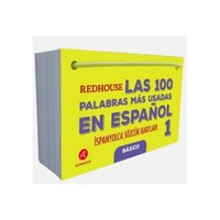 Redhouse: İspanyolca Sözcük Kartları 1 Başlangıç Düzeyi-Kolektif