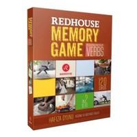 Redhouse Memory Game-Düzenli Ve Düzensiz Fiiller Hafıza Oyunu