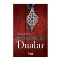 Kur'An Ve Sünnet'Ten Dualar-İbrahim Ünal