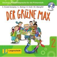 Longman Yayınları Der Grüne Max 2 Cd