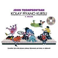 Porte Kolay Piyano Kursu 4 / John Thompson