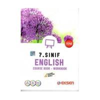 Eksen Yayınları 7. Sınıf İngilizce Soru Bankası