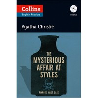 The Mysterious Affair at Styles +CD (Agatha Christie Readers)