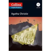 Why Didn't They Ask Evans? +CD (Agatha Christie Readers)