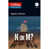 N Or M +Cd (Agatha Christie Readers)-Agatha Christie