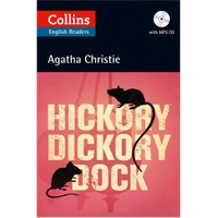 Hickory Dickory Dock +CD (Agatha Christie Readers)