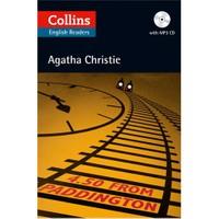 4.50 from Paddington +CD (Agatha Christie Readers)