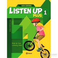 Listen Up Plus 1 with Dictation Book +2 CDs
