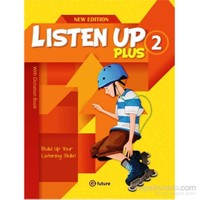 Listen Up Plus 2 With Dictation Book +2 Cds-Linda Shin