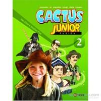 Cactus Junior 2 With Workbook +Cd-Tony Maguire