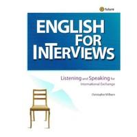 English For Interviews +2 Cd - Christhoper Wilburn