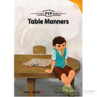 Table Manners (Pyp Readers 1)-Edward Zrudlo