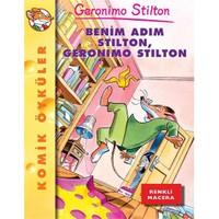 Benim Adım Stilton, Geronimo Stilton - Geronimo Stilton