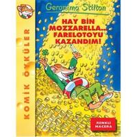 Hay Bin Mozzarella… Farelotoyu Kazandım! - Geronimo Stilton