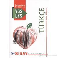 Sınav YGS-LYS Türkçe Soru Bankası