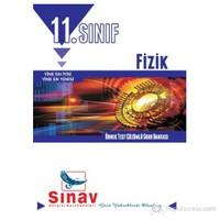 Sınav Dergisi 11. Sınıf Fizik Çözümlü Soru Bankası