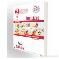 Sınav Dergisi 2.Sınıf İngilizce Konu Anlatımları, Etkinlikler, Testler