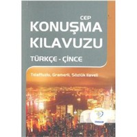 Cep Konuşma Kılavuzu Türkçe-Çince