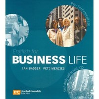 English For Business Life Self - Study + Cd Pre - Intermadiate Level