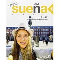 Nuevo Suena 1 A1-A2 Cuaderno De Ejercicios +Cd