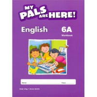 My Pals Are Here! English Workbook 6 - A