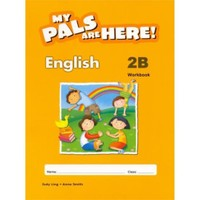 My Pals Are Here! English Workbook 2 - B